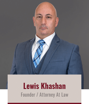 Lewis Khashan